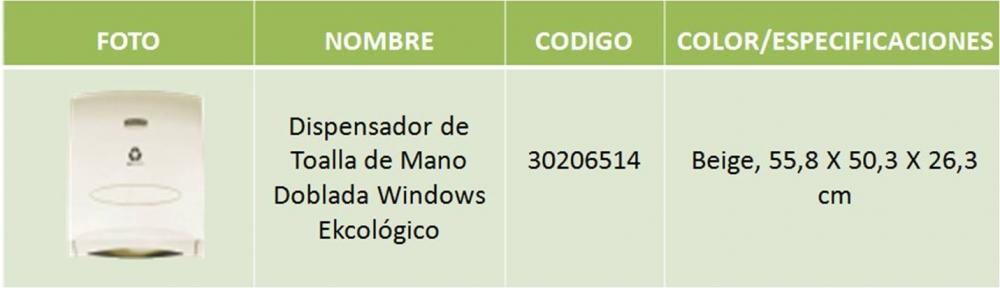 DISPENSADOR 30206514
